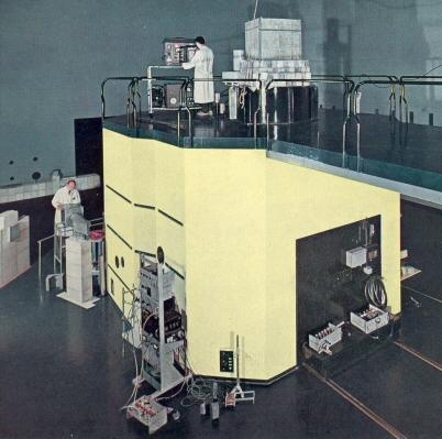 cesnef reattore