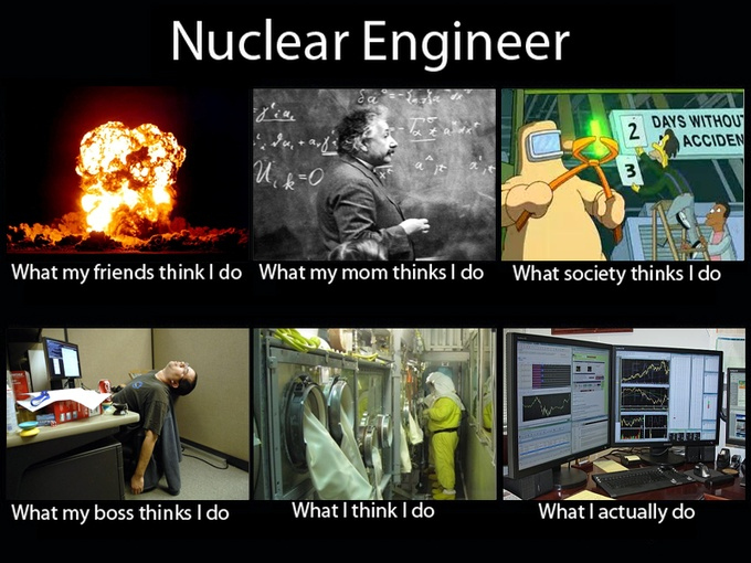 nuclear engineer job